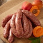 Wild Boar and Apricot Sausage