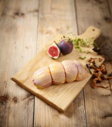 Stuffed Pheasant Breast