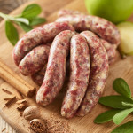 Pheasant and Apple Sausage